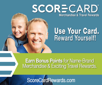 Score card Rewards